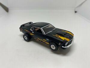 Auto World - Ford Mustang - Tested & Runs - HO Slot Car