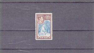 Jamaica Stamps. Pre Decimal.1938.2/