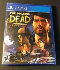 Walking Dead The Telltale Series A New Frontier [ Season Pass Disc ] (PS4) NEW