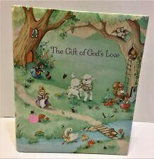 Hallmark Baby's The Gift of God's Love Keepsake Book New
