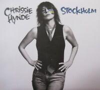Chrissie Hynde Stockholm CD ALBUM Made in EU