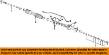 AUDI OEM 00-03 A8 Quattro-Rack And Pinion Complete Unit 4D1422052GX