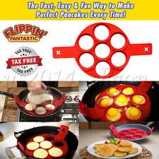 Non Stick Flippin' Fantastic Nonstick Pancake Maker Egg Ring Maker Kitchen Tools