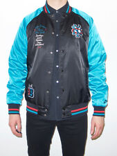 Nike x grotesque NYC bomber taille M noir Destroyer Baseball College Varsity