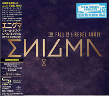 ENIGMA-THE FALL OF A REBEL ANGEL-JAPAN SHM-CD BONUS TRACK F56