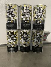 BG GDI Fuel System Cleaner 6 Cans air intake valve cleaner combustion