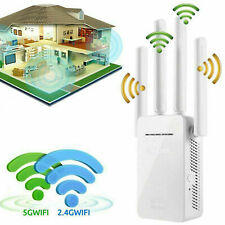Home WiFi Repeater Wireless Router Range Extender Signal Booster-300Mbps
