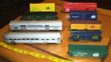 HO Athearn Accurail Roundhouse North Vernon Railroad Passenger, reefer, box car