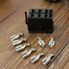 Wiring Connector Socket Plug Terminals For ARB Carling Narva Type Rocker Switch