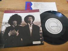 "7"" POP Rainbird-Head Over Heels/per amdeu a Bandeira (2) canzone Mercury pressk"