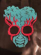 "Metaluna Mutant Universal Monsters  This Island Earth Vinyl Decal Car Laptop 5"""