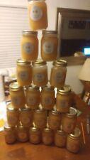 fresh pure raw  organic desert mesquite honey  50/50 shipping