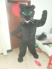 New Big black panther Mascot Costume Fancy Dress Adult Suit Size R99