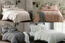 Indian washed pure cotton bohemian doona duvet cover boho comforter quilt cover