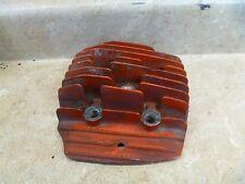 Honda 80 CR AHRMA ELSINORE CR80 Engine Cylinder Head 1980 VTG HB116