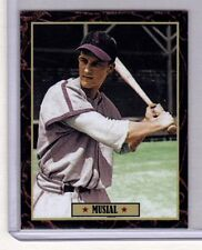 Stan Musial '41 Springfield minor league Ultimate Baseball Card Collection #2