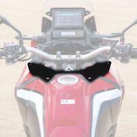 Honda CRF 1100 L Africa Twin 2020 > On Pyramid Carbon Look Wind Deflector 08026X