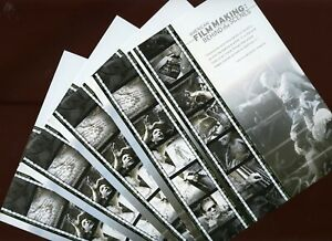 US Scott 3772 Film Making  FOUR Full panes of 10 Mint NH  (WHOLESALE)