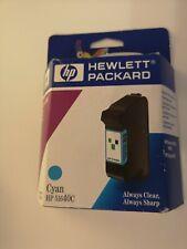 NEW Original HP inkjet cartridge Cyan 51640c Deskjet 1200c 1600c OUT OF DATE