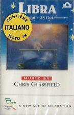 MUSICASSETTA       CHRIS GLASSFIELD - LIBRA        sigillata (24)
