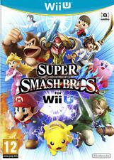 Super Smash Bros Wii U NEUF LIVRAISON RAPIDE!