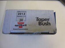 Optibelt  TAPER BUSH Buchse Spannbuchse Type 2012 Bohrung 30mm | NEU | OVP