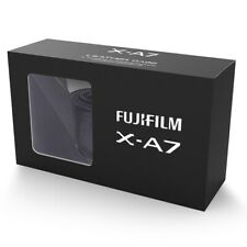 Fujifilm Half Leather Case Bag Grip for Fujifilm X-A7 XA7 Official produt