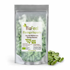 BIOFEEL - Bio Moringa Kapseln 120 Stk. 500mg