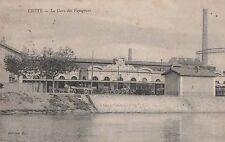 Carte Postale ancienne La Gare des Voyageurs Sète ( Hérault )