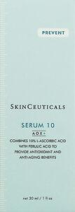 Skinceuticals Serum 10 Aox+ Acne Blemished Skin 30ml(1oz)  BRAND NEW