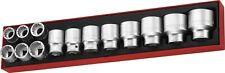 """Teng Tools TTX34AF 14 Piece 3/4"""""""" Drive AF Socket Set"""