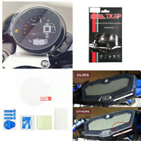Cluster Scratch Protection Film Screen Speedo Protector for Yamaha XSR 900 700