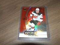 2018 19  Synergy Red Base Bounty Unscratched SP #22 taylor hall