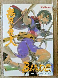 Blade of the Immortal Volume 30: Vigilance by Hiroaki Samura Dark Horse Manga MT