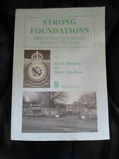 Strong Foundations Driffield's Aeordrome From 1917 to 2000 Illustrated + Photos