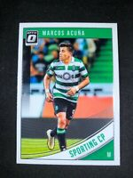 2018-19 Panini Donruss Optic Soccer Marcos Acuna Sporting Lisbon #60