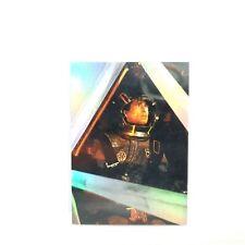 Babylon 5 Prismatic Foil #4 Vintage 1996 Warner Bros Fleer Corp Collectable Card