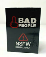 Bad People - NSFW Brutal Expansion Pack (80 NEW Question Cards) - The Party Game