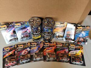 Lot Of 15 Mattel Hot Wheels Cars Pro Racing 1997 1998  lot42