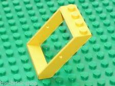 LEGO TECHNIC Yellow WINDOW 4 x 4 x 3 roof 4447 / Set robot 8852 & 740