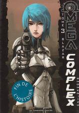 OMEGA COMPLEX tome 3 Shonen Izu MANGA en français