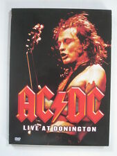 ACDC - Music DVD - LIVE AT DONINGTON