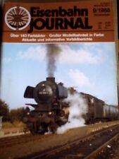 Eisenbahn Journal 9 1988 -- Elektrolokomotive E 41 DB