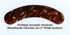 Guitar Armrest Gibson Epiphone ES-335 175 225 Archtop Project Trans Tortoise NEW