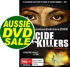 SUICIDE KILLERS (BOMBERS TERRORISTS) War Terror DOCO DVD NEW SEALED Region 4