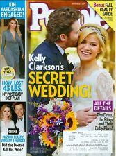 2013 People Magazine: Kelly Clarkson's Secret Wedding/Kim Kardashian Engaged