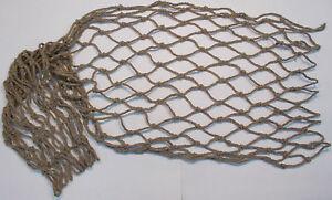 Natural Linen Garden Netting Anti Bird Horse Slow Feeder Pond Protection Decor