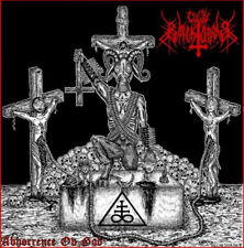 Cult ov Black Blood – Abhorrence ov God   CD  2019 Black Metal, Death Metal