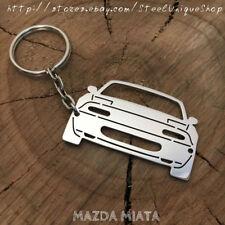 Mazda Miata Keychain