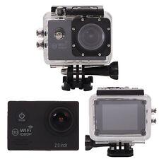 for SJ7000 Wifi Full HD 1080P Waterproof Sports Outdoor Action DV Camera Black